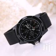Canvas Strap Soldier Watch - Black   Watches for sale in Central Region, Kampala