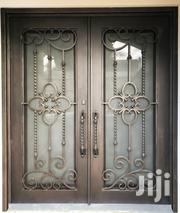 Y020819 Wrought Iron Doors D | Doors for sale in Central Region, Kampala