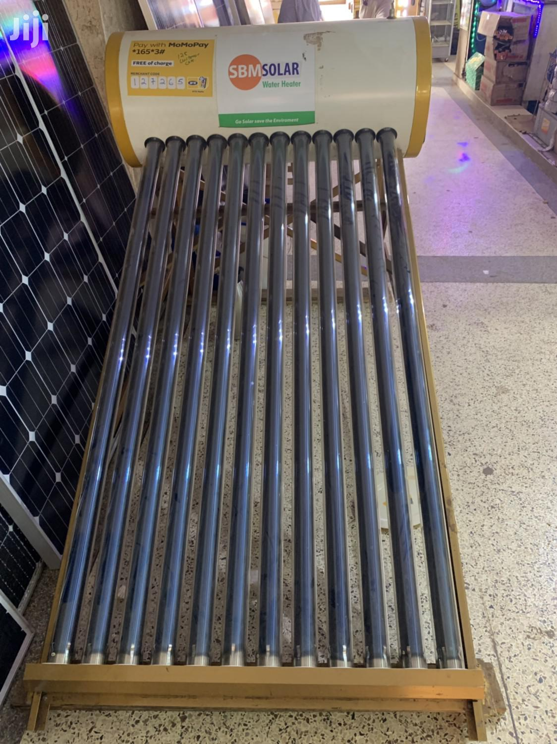 100 Litres Solar Water Heater