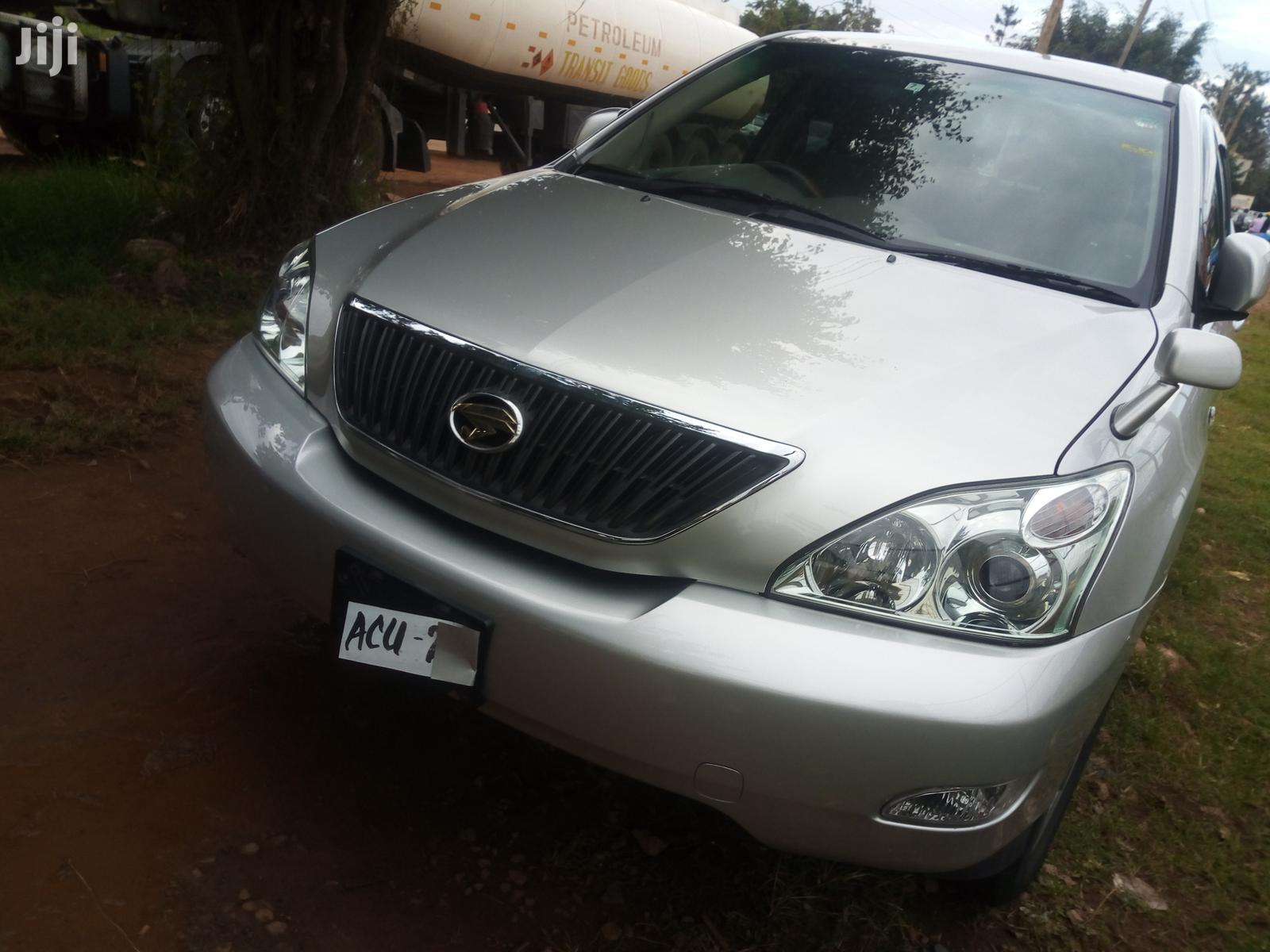 New Toyota Harrier 2004 Silver