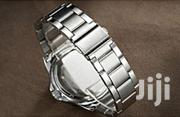 Stainless Steel Analog Wrist Watch | Watches for sale in Central Region, Kampala