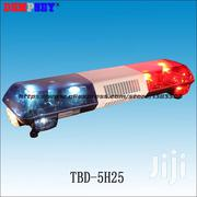 Ambulance Police Red Blue Lights Bar Siren   Vehicle Parts & Accessories for sale in Central Region, Kampala