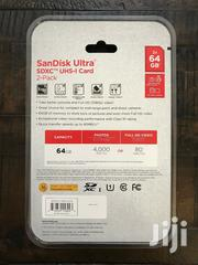 2 Pack Sandisk Ultra 64GB SDXC UHS-I Card | Accessories & Supplies for Electronics for sale in Central Region, Kampala