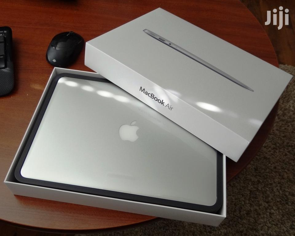 Archive: Apple MacBook Air 128GB SSD Core i5 8GB Ram