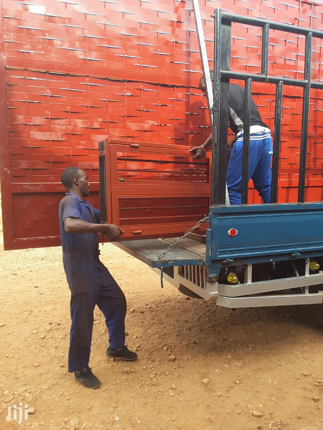 Steel Doors And Windoors   Manufacturing Services for sale in Kampala, Central Region, Uganda