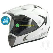 Uber Baja Dual Sport Helmets With Internal Sun Visor.ECE Certified | Vehicle Parts & Accessories for sale in Western Region, Kisoro
