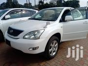 New Toyota Harrier 2005 White   Cars for sale in Central Region, Kampala