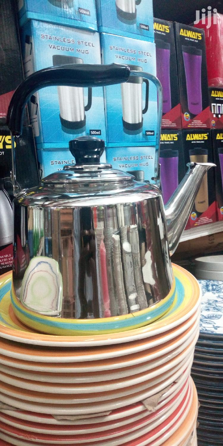 Stainless Kettles | Kitchen & Dining for sale in Kampala, Central Region, Uganda