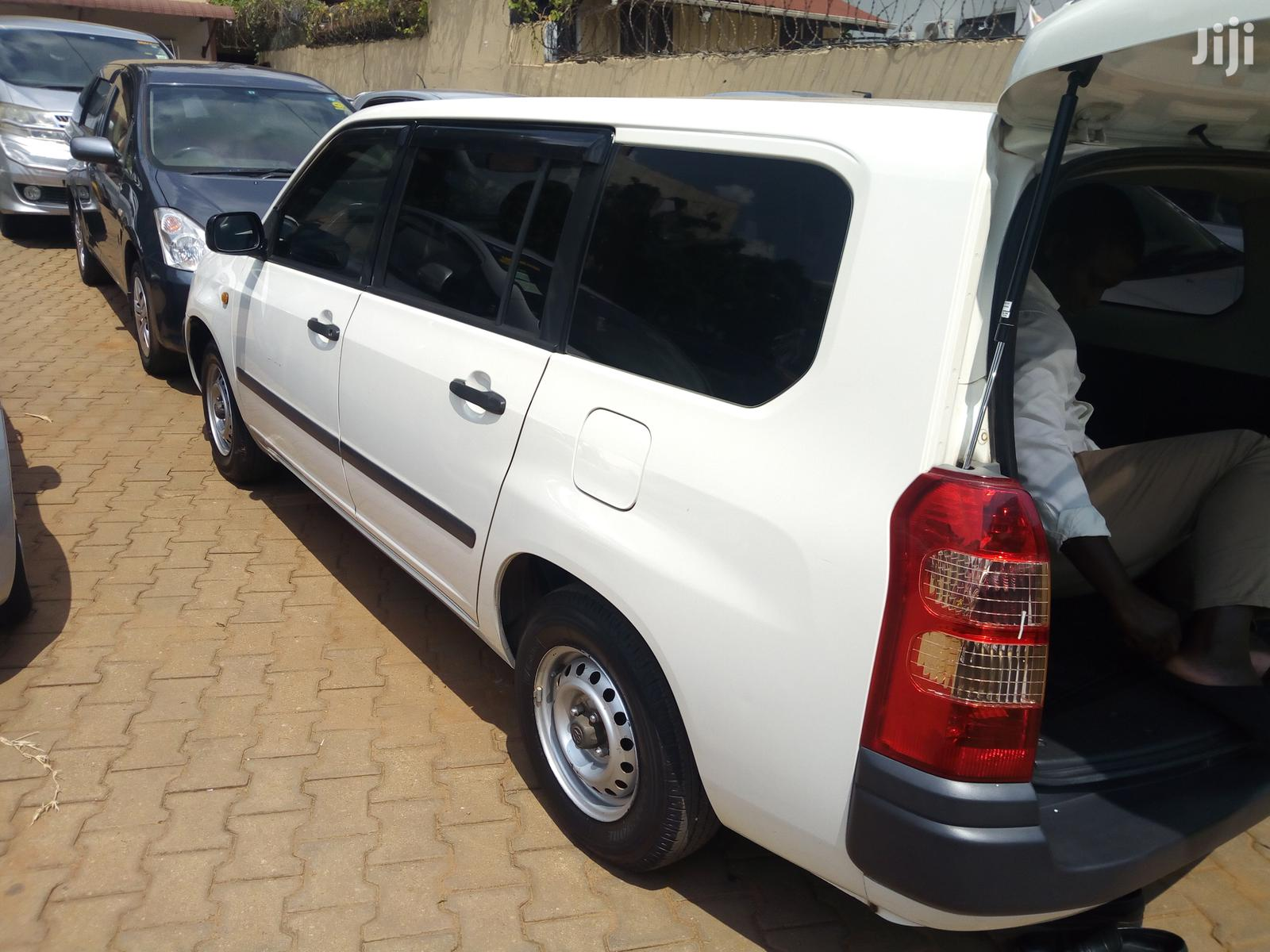 Toyota Succeed 2005 White | Cars for sale in Kampala, Central Region, Uganda