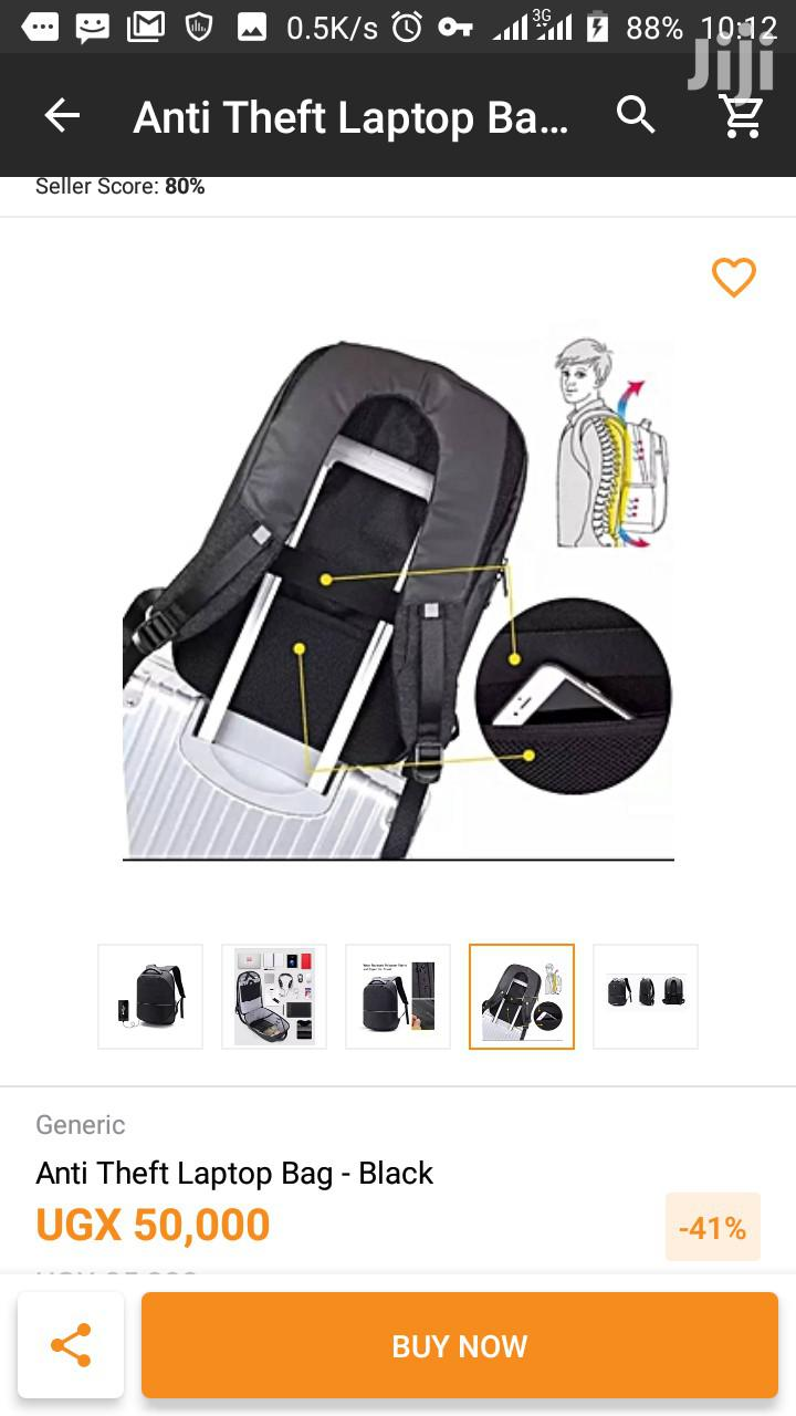 Anti Theft Laptop Bag | Computer Accessories  for sale in Kampala, Central Region, Uganda