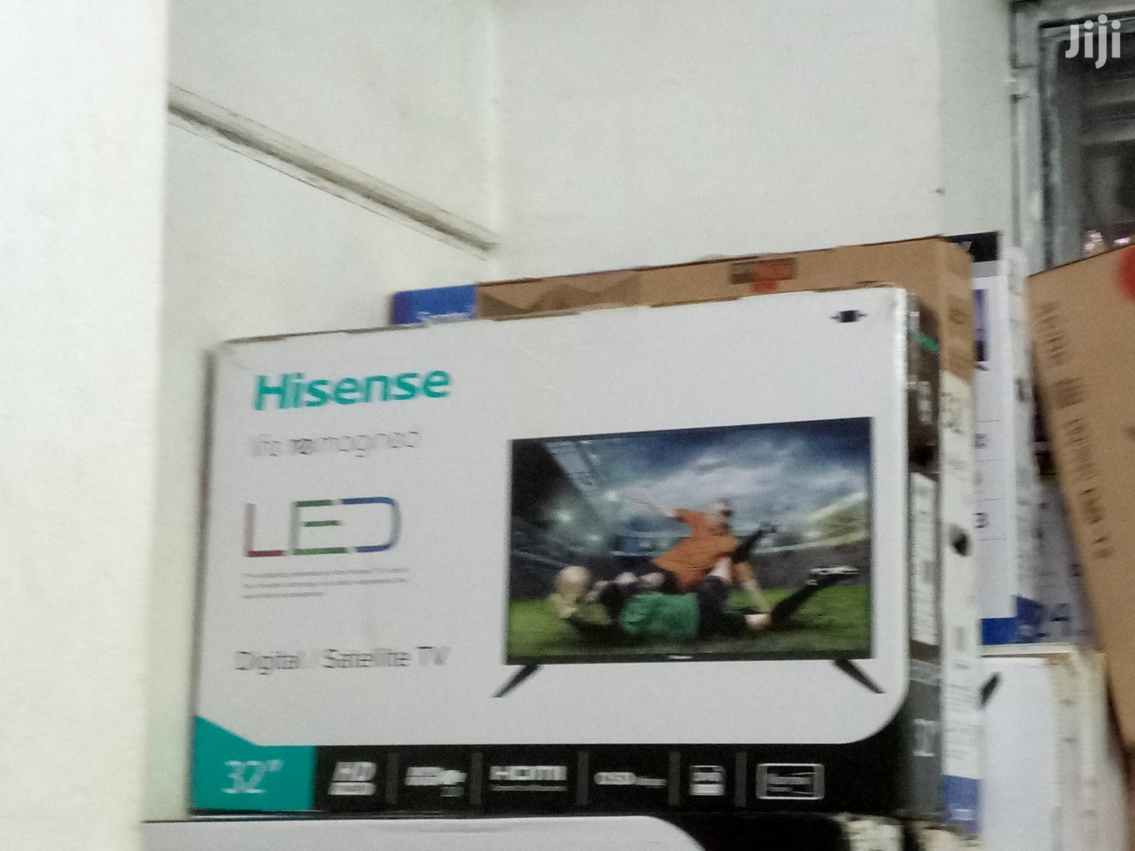 Hisense Flat Screen Digital TV 32 Inches