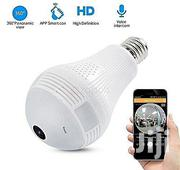 Smart Wireless Spy Camera Bulb - White | Security & Surveillance for sale in Central Region, Kampala